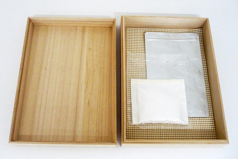 粉骨の費用・料金 | 長期保管用パッケージ