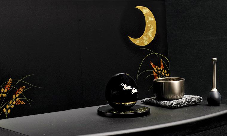 日本の伝統工芸作家による手元供養品「ハートエイド」