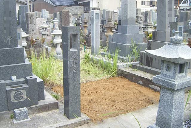 粉骨や納骨はいつがいいのか「お墓のなし」